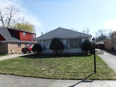 16233 Winchester Avenue, Markham, IL 60428 - #: 10364657