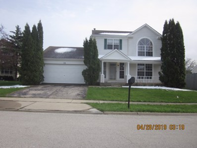 39 Harrison Lane, Streamwood, IL 60107 - #: 10364935