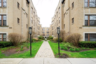 832 Michigan Avenue UNIT H1, Evanston, IL 60202 - #: 10364957