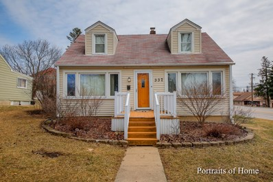337 S Lincoln Street, Westmont, IL 60559 - #: 10365189