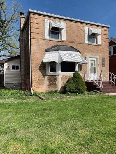727 Peoria Street, Chicago Heights, IL 60411 - #: 10365565