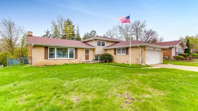 129 E Weathersfield Way, Schaumburg, IL 60193 - #: 10365667