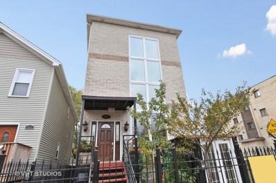 2539 W Foster Avenue UNIT 1, Chicago, IL 60625 - #: 10365834