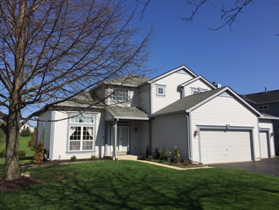1173 Heavens Gate, Lake In The Hills, IL 60156 - #: 10366053
