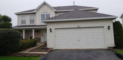 193 Glendale Drive, Bolingbrook, IL 60440 - #: 10366122