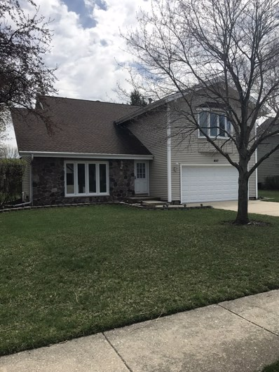 857 Lombard Drive, Crystal Lake, IL 60014 - #: 10366258