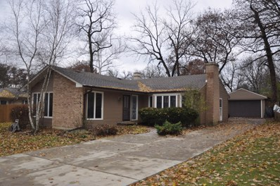 2304 N Barrington Woods Road, Palatine, IL 60074 - #: 10366276