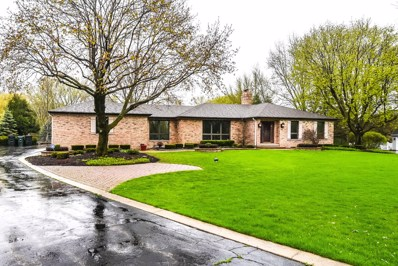 23 Upper Pond Road, South Barrington, IL 60010 - #: 10366351