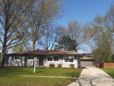 1380 Cooper Road, Hoffman Estates, IL 60169 - #: 10366395