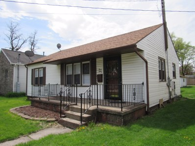 360 S Mazon Street, Coal City, IL 60416 - #: 10366916