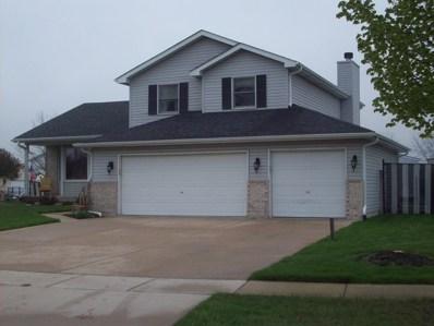 1910 Winger Drive, Plainfield, IL 60586 - #: 10366953