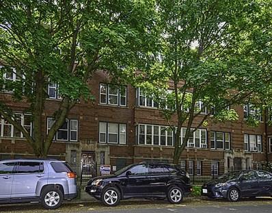 1645 W Greenleaf Avenue UNIT 3W, Chicago, IL 60626 - #: 10367291