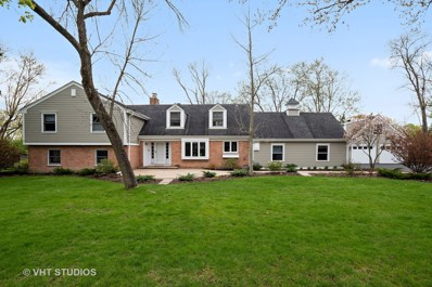 853 Castlegate Court, Lake Forest, IL 60045 - #: 10367302