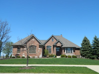1737 Hunters Ridge Lane, Sugar Grove, IL 60554 - #: 10367575