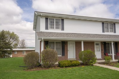 113 Colonial Parkway UNIT A, Yorkville, IL 60560 - #: 10367650