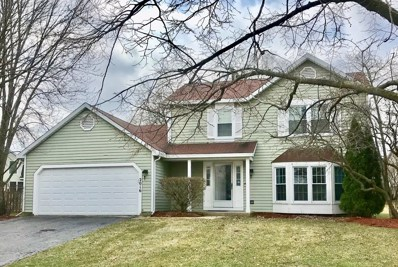 2016 Appaloosa Court W, Wheaton, IL 60187 - #: 10367752