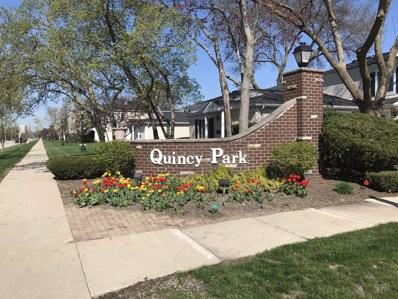 1033 Cove Drive UNIT 135A, Prospect Heights, IL 60070 - #: 10367863