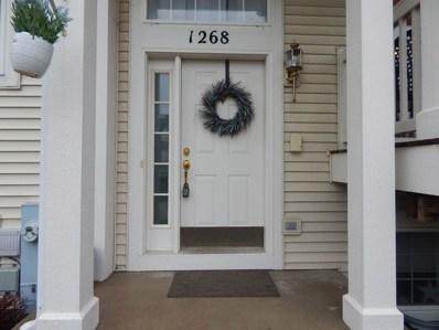 1268 Derry Lane UNIT 1268, Pingree Grove, IL 60140 - #: 10368095