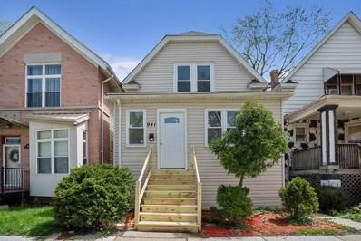 941 N Lockwood Avenue, Chicago, IL 60651 - #: 10368227