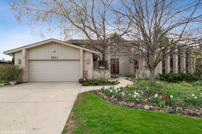 3641 Indian Wells Lane, Northbrook, IL 60062 - #: 10368277