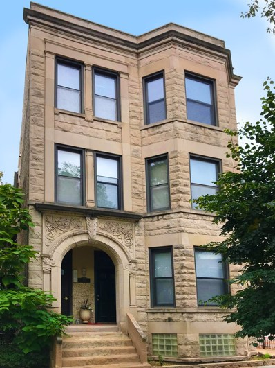1014 W Roscoe Street UNIT 2R, Chicago, IL 60657 - #: 10368399