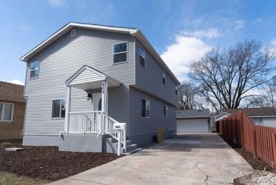 603 Kiep Street, Joliet, IL 60436 - #: 10368477
