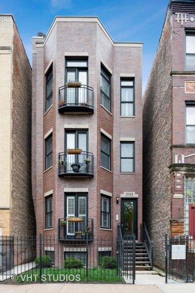1525 N Campbell Avenue UNIT 1, Chicago, IL 60622 - #: 10368687
