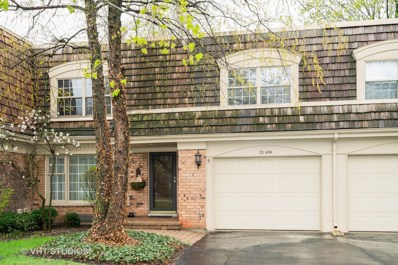 2S604  Chateaux Avenue NORTH, Oak Brook, IL 60523 - #: 10369164