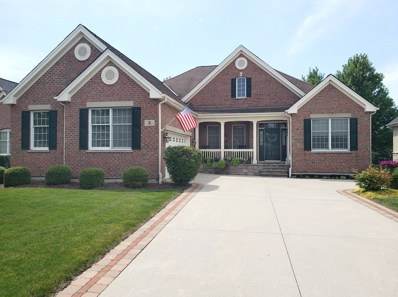 5 Joshua Court, South Barrington, IL 60010 - #: 10369178