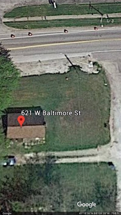 621 W Baltimore Street, Wilmington, IL 60481 - #: 10369310