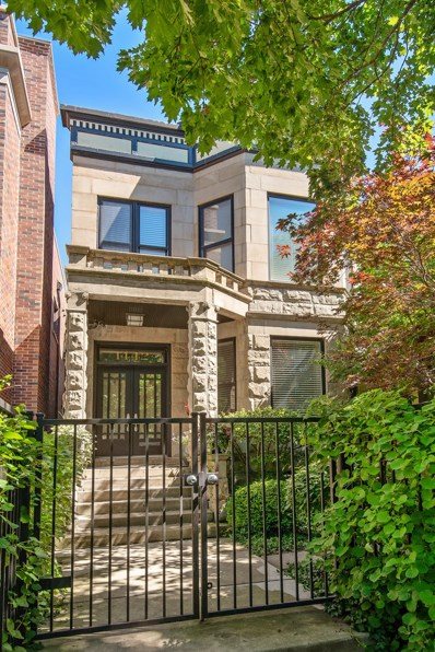 1442 W Cuyler Avenue, Chicago, IL 60613 - #: 10369390