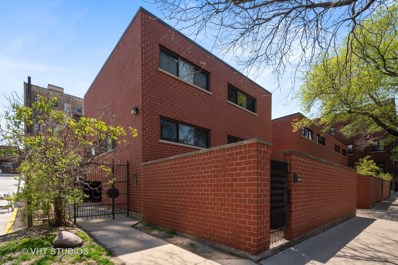 725 W Waveland Avenue UNIT F, Chicago, IL 60613 - #: 10369476