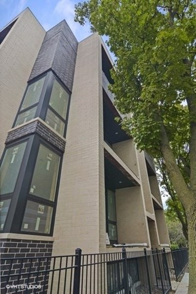 2208 N Oakley Avenue UNIT 3N, Chicago, IL 60647 - #: 10369516