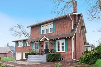 1704 E Forest Avenue, Wheaton, IL 60187 - #: 10369720