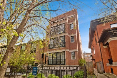 643 W Wellington Avenue UNIT 4, Chicago, IL 60657 - #: 10370005