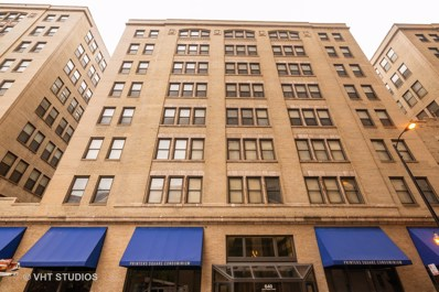 640 S Federal Street UNIT 505, Chicago, IL 60605 - #: 10370091