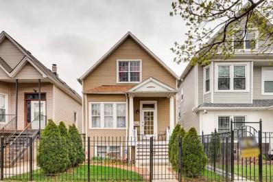 1744 N Sawyer Avenue, Chicago, IL 60647 - #: 10370240