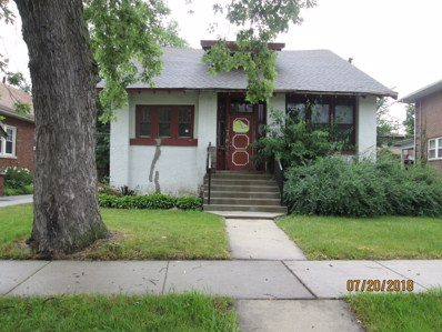 10963 S Homewood Avenue, Chicago, IL 60643 - #: 10370297