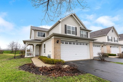 493 Dancer Lane, Oswego, IL 60543 - #: 10370645