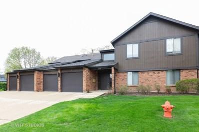 1400 Creekside Court UNIT A, Elgin, IL 60123 - #: 10371011