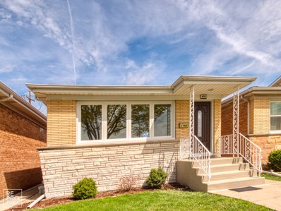 4863 N Oriole Avenue, Harwood Heights, IL 60706 - #: 10371117