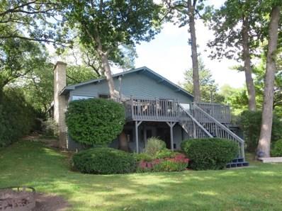 5528 W Lake Shore Drive, Wonder Lake, IL 60097 - #: 10371127