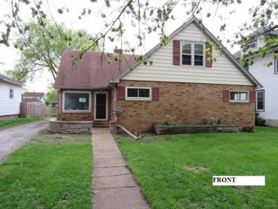 519 S 3rd Street, Watseka, IL 60970 - MLS#: 10371361