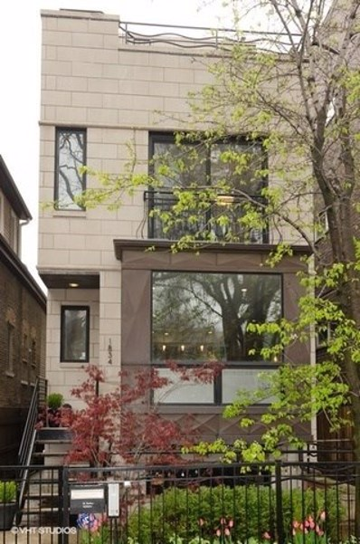 1834 W Rice Street UNIT A, Chicago, IL 60622 - #: 10372216