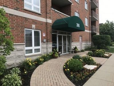 395 Graceland Avenue UNIT 508, Des Plaines, IL 60016 - #: 10372791