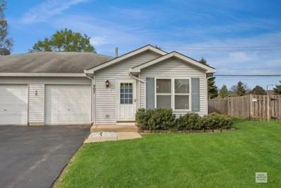 407 Richmond Court, Oswego, IL 60543 - #: 10372965