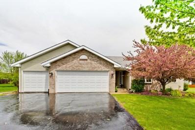 206 White Oak Drive, Poplar Grove, IL 61065 - #: 10372972