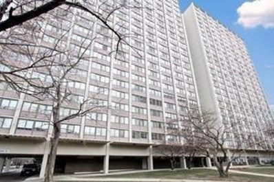 4850 S Lake Park Avenue UNIT 411, Chicago, IL 60615 - #: 10373238