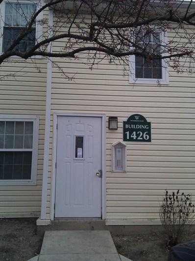 1426 E Wyndham Circle UNIT 208, Palatine, IL 60074 - #: 10373250