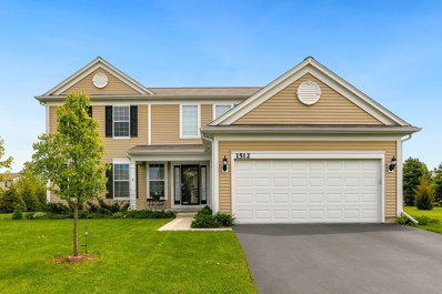 1512 Crimson Lane, Yorkville, IL 60560 - #: 10373509